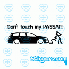 3972 dont touch my vw passat