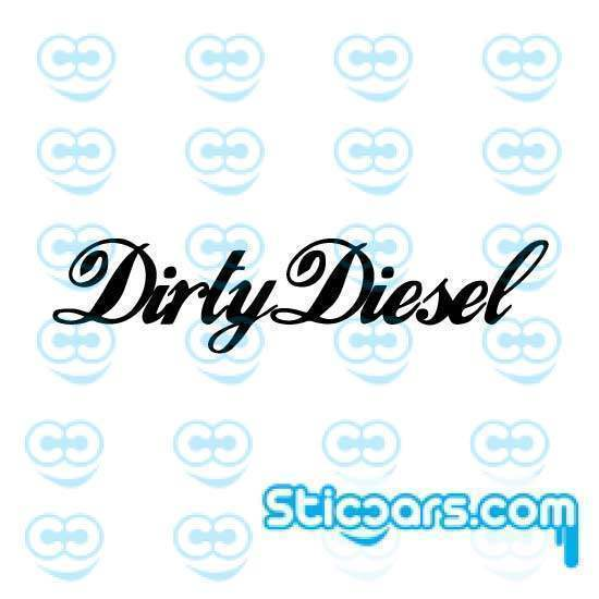 4300 dirty diesel