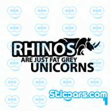 4081 rhinos are just fat grey unicorns