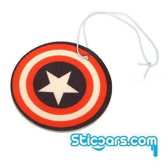 Luchtverfrisser Captain America