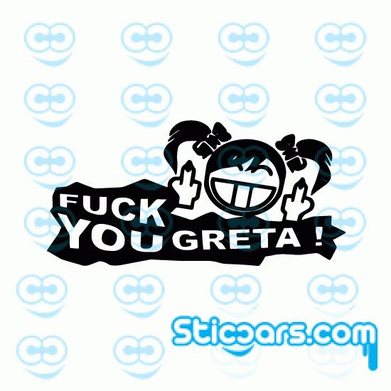 4223 fuck you greta