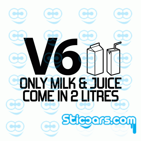 4250 v6 milk and juice