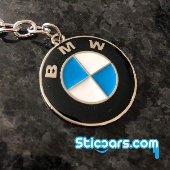54 BMW sleutelhanger