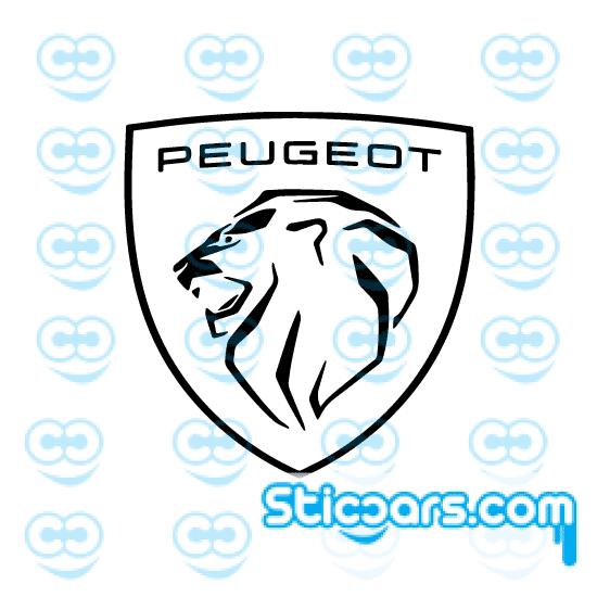 4339 peugeot logo