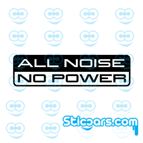 4363 all noise no power