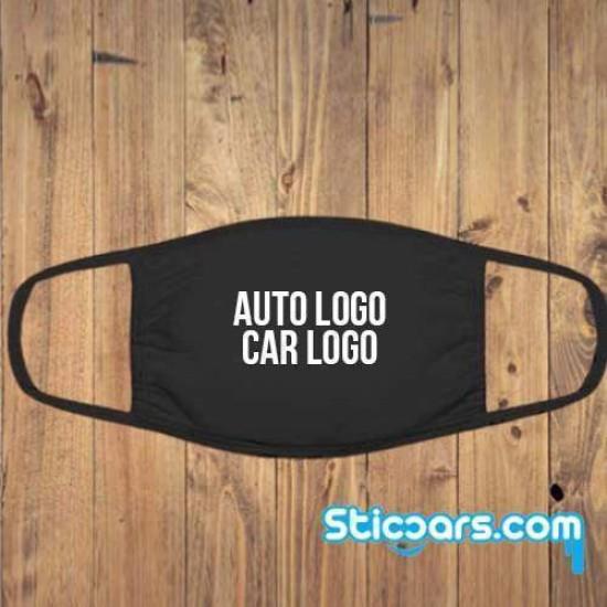 Mondkapje met je auto logo