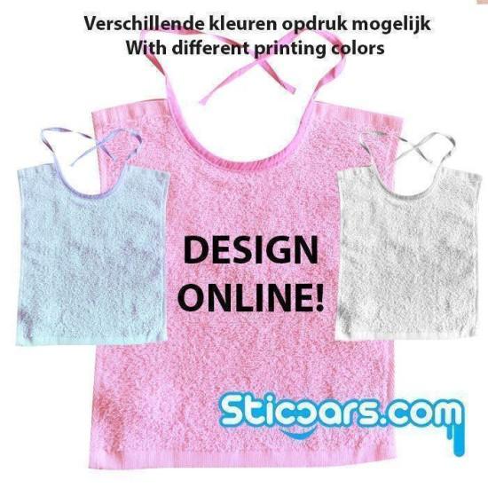 Online design slabbetje