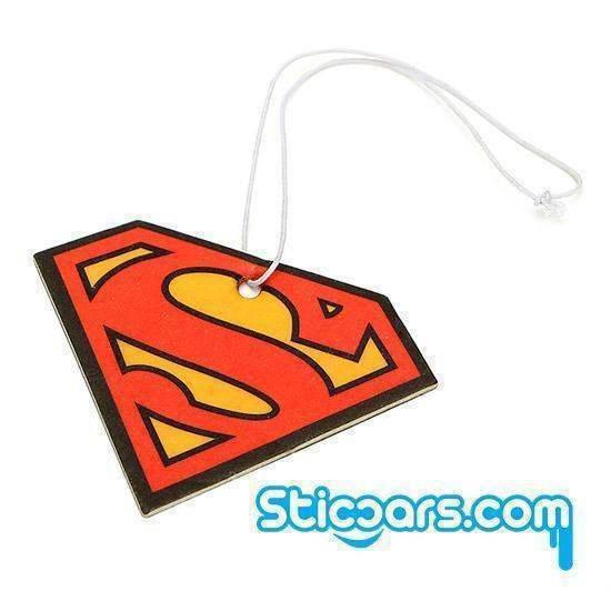 Luchtverfrisser Superman
