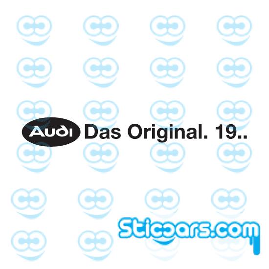 4365 Audi Das Original 19xx