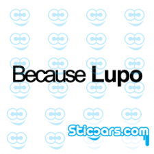 3947 because lupo