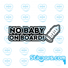 4422 no baby on board