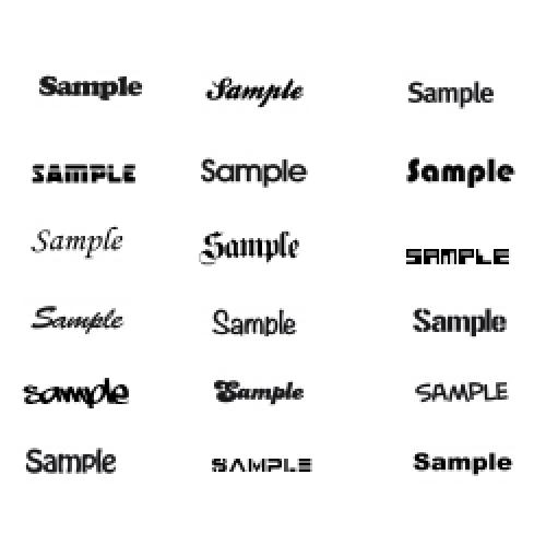 Sticker Teksten Bestellen.Eigen Tekst Sticker