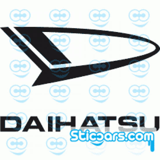 0109 Daihatsu logo
