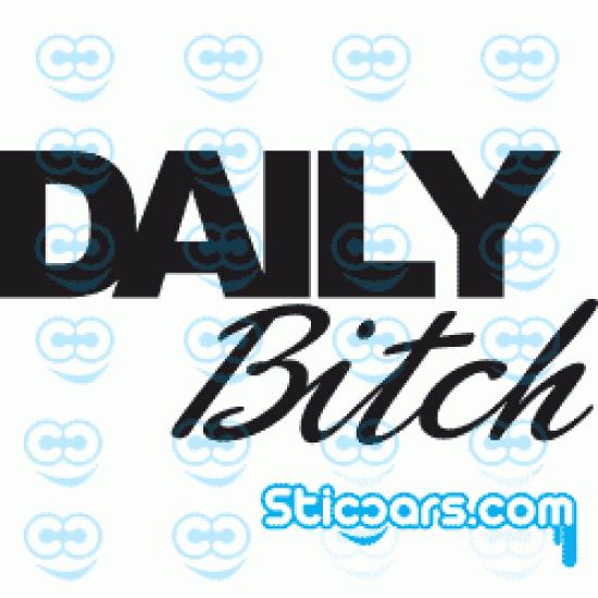0114 Daily Bitch
