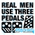 1315 real men use three pedals