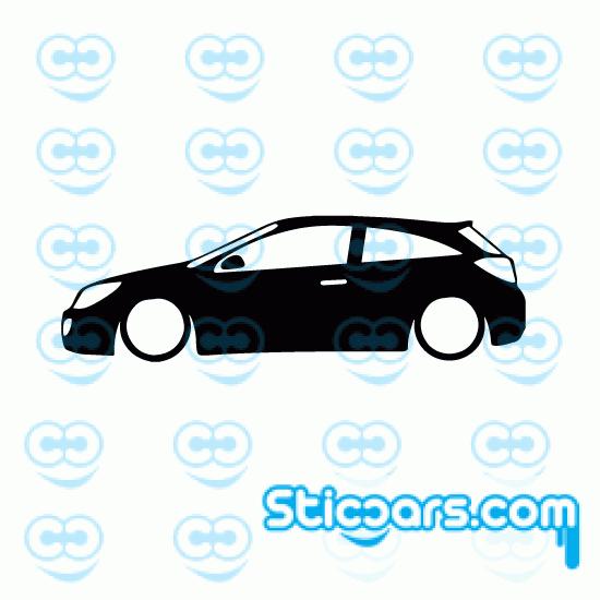 3688 Opel Astra gtc