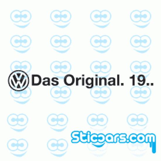 1591 VW Das Original 19xx