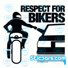 1724 Respect for Bikers