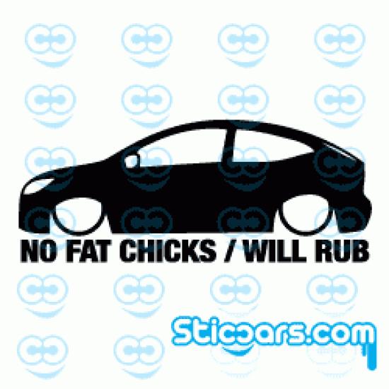 1839 Ford Focus No fat chicks will rub
