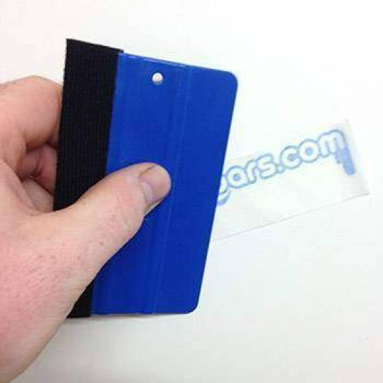 Aandrukspatel-rakel voor stickers 3M 10x7 cm