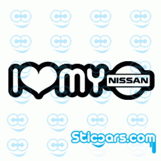 2493 I love my Nissan