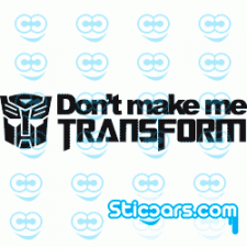 0135 Don't make me Transform