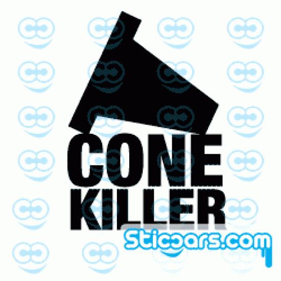 1225 Cone Killer
