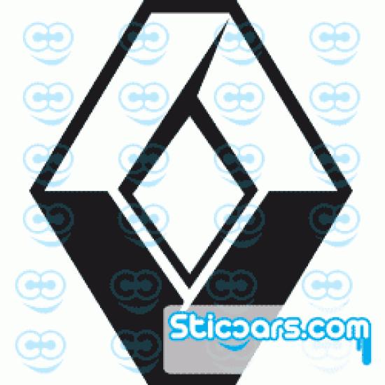 0383 Logo Renault