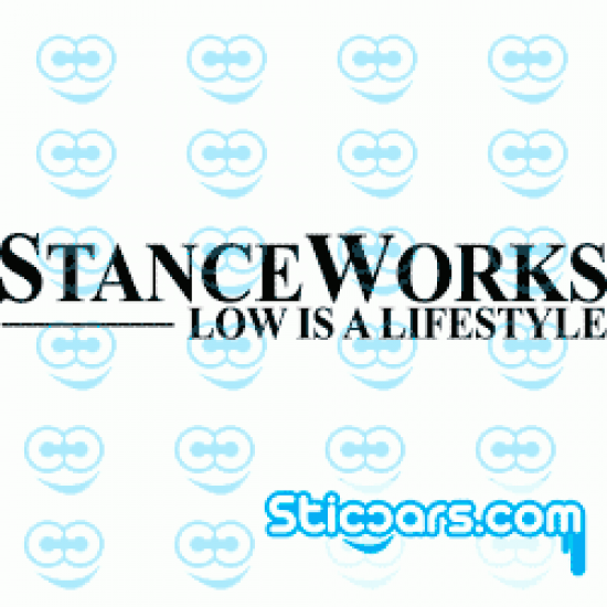 0550 Stanceworks, Low is a Lifestyle