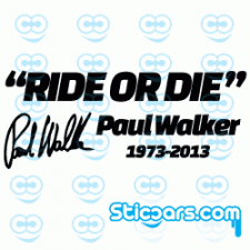 1048 ride or die Paul Walker