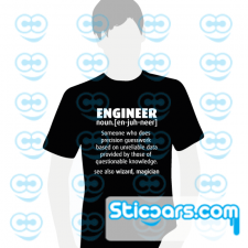 3843 t-shirt engineer magician wizard