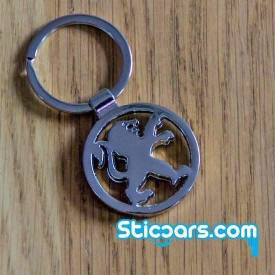 40 Peugeot sleutelhanger