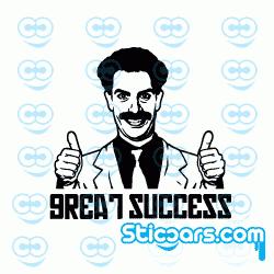 Great success borat
